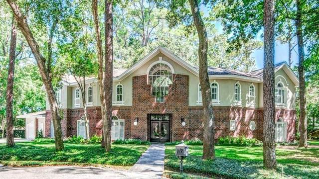 818 Chowning Road, Houston, TX 77024 (MLS #64803187) :: The Bly Team