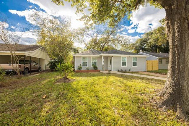 6709 Thornwall St Street, Houston, TX 77092 (MLS #64810338) :: Lerner Realty Solutions