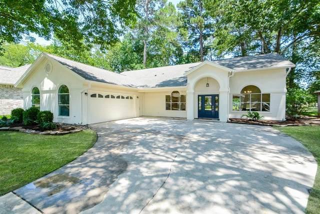 3322 Lake Island Drive, Montgomery, TX 77356 (MLS #64817113) :: The Freund Group
