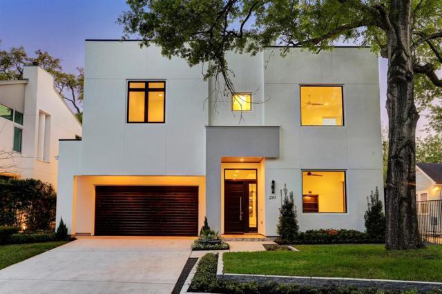 2311 Bartlett Street, Houston, TX 77098 (MLS #64818312) :: Giorgi Real Estate Group