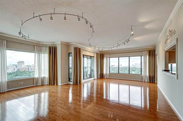 2001 Holcombe Boulevard #1301, Houston, TX 77030 (MLS #64818655) :: The SOLD by George Team