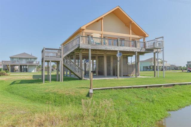2402 Sand Castle Drive, Crystal Beach, TX 77650 (MLS #64821426) :: Giorgi Real Estate Group
