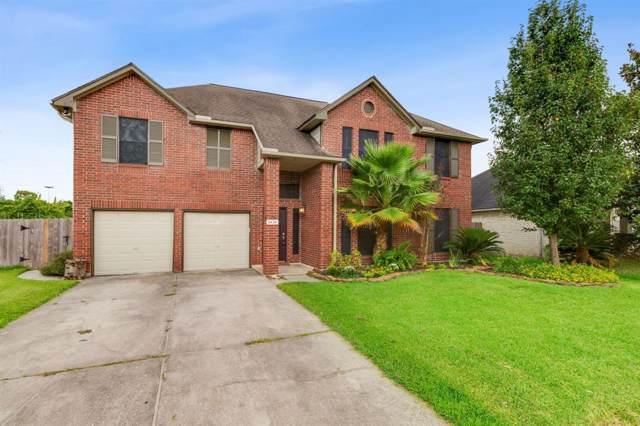 7434 Maple Walk Drive, Humble, TX 77346 (MLS #64828091) :: The Heyl Group at Keller Williams
