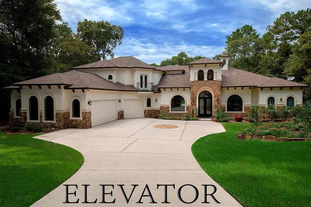 7439 Enchanted Stream Drive, Conroe, TX 77304 (MLS #64840155) :: The Home Branch