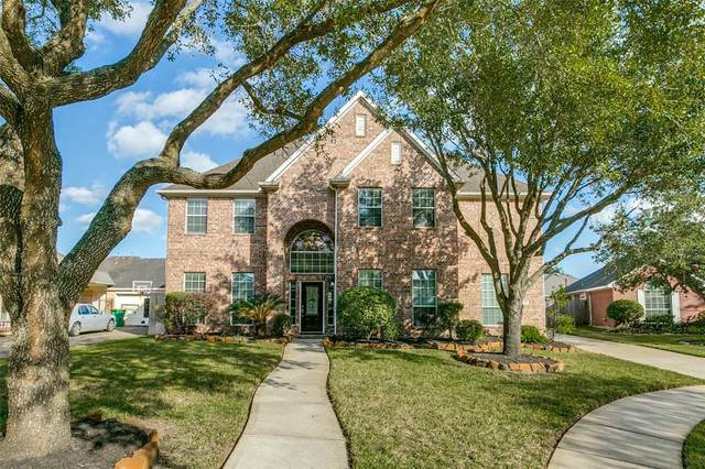1703 White Willow Lane, Pearland, TX 77581 (MLS #64853838) :: The Freund Group