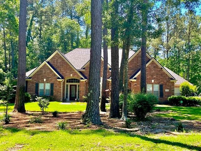 8772 Skyline Lane, Conroe, TX 77302 (MLS #64858264) :: Giorgi Real Estate Group