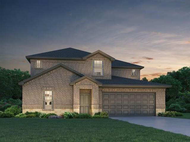 2421 Goddard Green Drive, Iowa Colony, TX 77583 (MLS #64859483) :: Lerner Realty Solutions