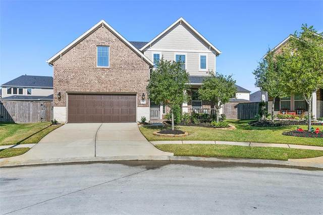 15306 Sandford Springs Trail, Cypress, TX 77429 (MLS #64860478) :: The Freund Group