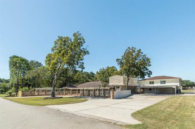 2730 Avenue L, Santa Fe, TX 77510 (MLS #64862176) :: The Property Guys