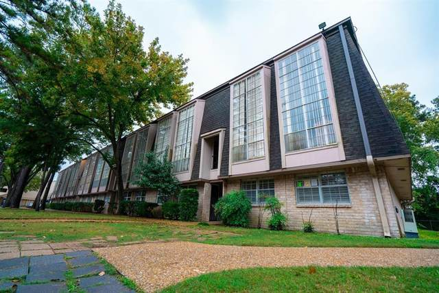 12633 Memorial Drive Drive #232, Houston, TX 77024 (MLS #64865359) :: Keller Williams Realty