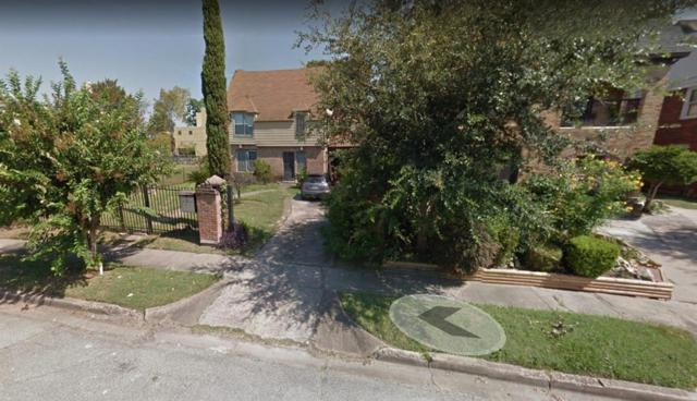 1917 Wentworth Street, Houston, TX 77004 (MLS #64866568) :: Green Residential