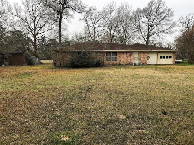 9736 State Highway 146 S, Livingston, TX 77351 (MLS #64867114) :: The Bly Team