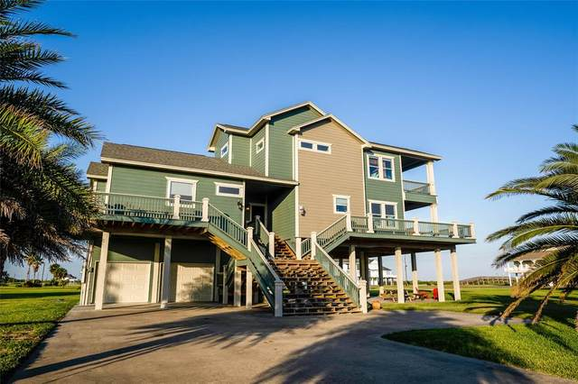 812 Camino Drive, Crystal Beach, TX 77650 (MLS #64869006) :: Michele Harmon Team