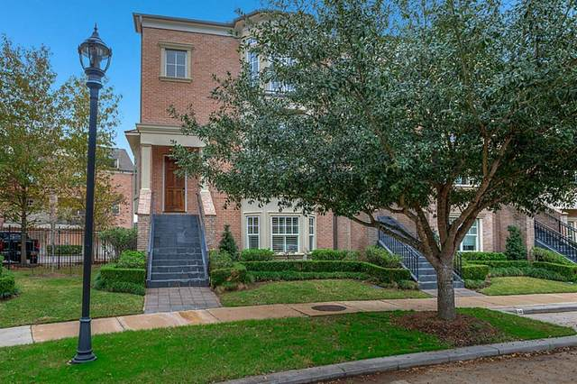 18 History Row, The Woodlands, TX 77380 (MLS #6489498) :: The SOLD by George Team