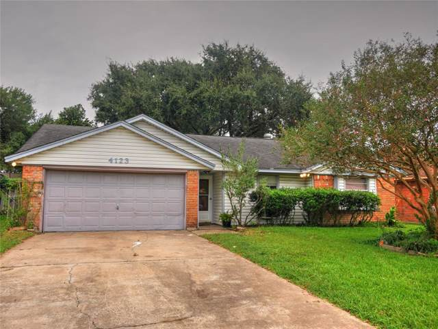 4123 San Augustine Avenue, Pasadena, TX 77503 (MLS #6490585) :: The Sold By Valdez Team