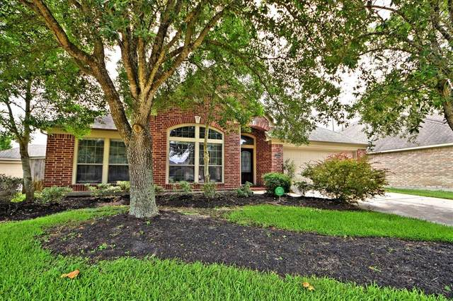 2312 Lilac Breeze Lane, Pearland, TX 77584 (MLS #64912413) :: The SOLD by George Team