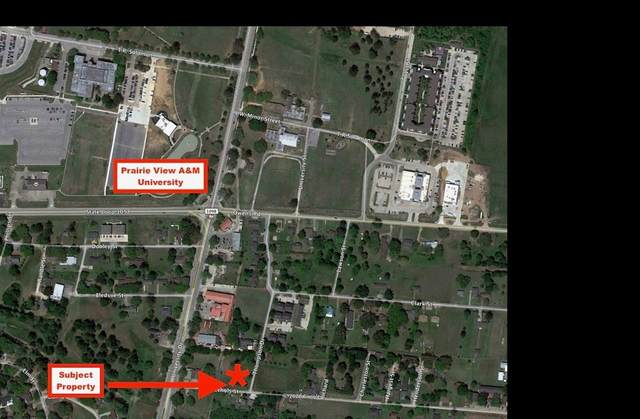0 Thompson Drive, Prairie View, TX 77446 (MLS #64920656) :: My BCS Home Real Estate Group