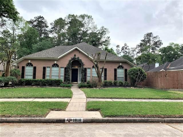 1818 Wickburn Drive, Spring, TX 77386 (MLS #64924772) :: Ellison Real Estate Team