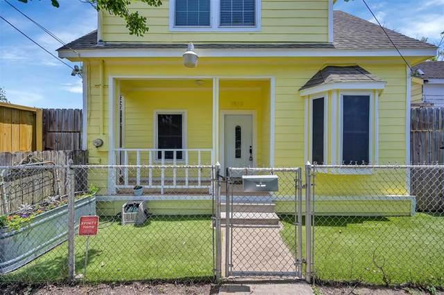 1512 Houston Avenue, Houston, TX 77007 (#64927141) :: ORO Realty