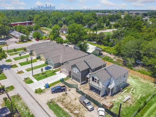 6913 Bonita Street, Houston, TX 77016 (MLS #64929727) :: The Freund Group