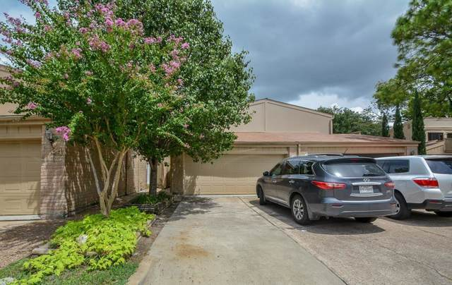 880 Tully Road #35, Houston, TX 77079 (MLS #64932542) :: The Sansone Group
