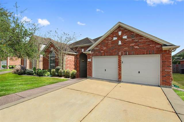 2505 Sunlight Lane, Pearland, TX 77584 (MLS #6495872) :: The Bly Team
