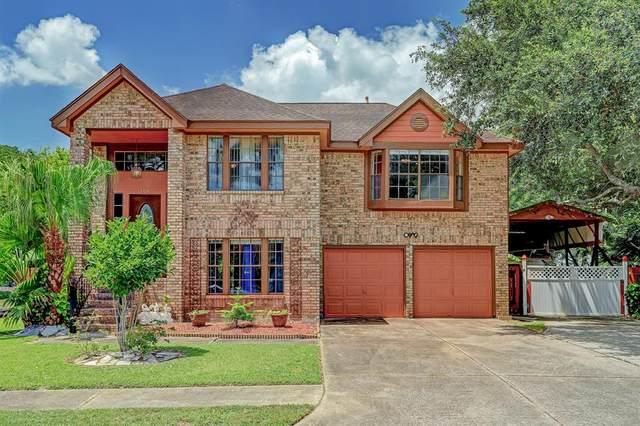 1304 Jack Street, Pearland, TX 77581 (MLS #6496023) :: Bay Area Elite Properties