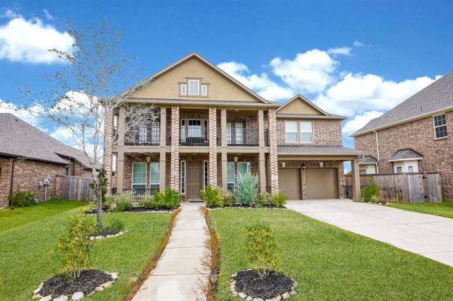 2110 Dovetail Falls Lane, Pearland, TX 77089 (MLS #64961405) :: Texas Home Shop Realty