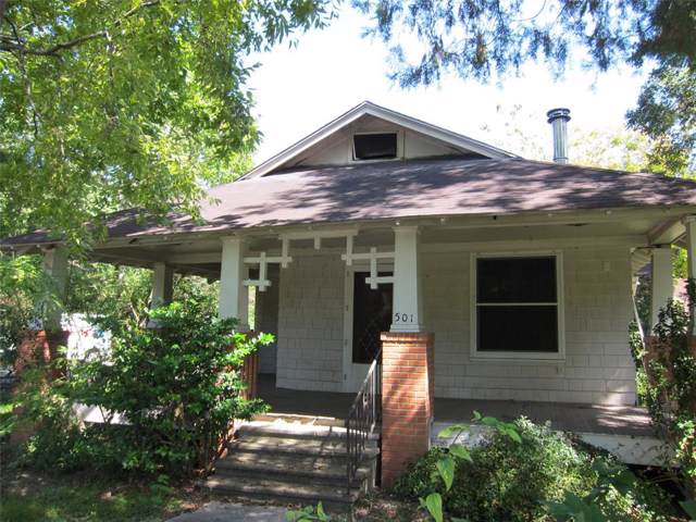501 Rouse Street, Houston, TX 77020 (MLS #64966612) :: The Sold By Valdez Team