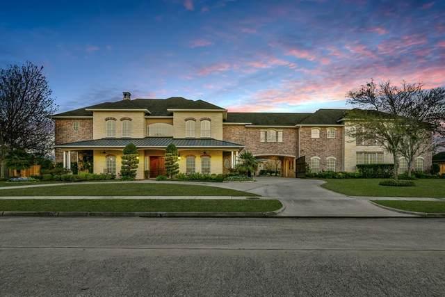 1706 Oak Shade Drive, Sugar Land, TX 77479 (MLS #64968875) :: Caskey Realty