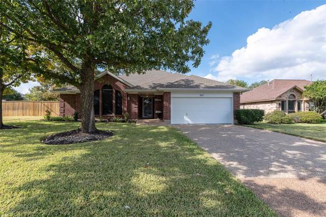 601 Castlebrook Drive, College Station, TX 77845 (MLS #64987652) :: The Heyl Group at Keller Williams