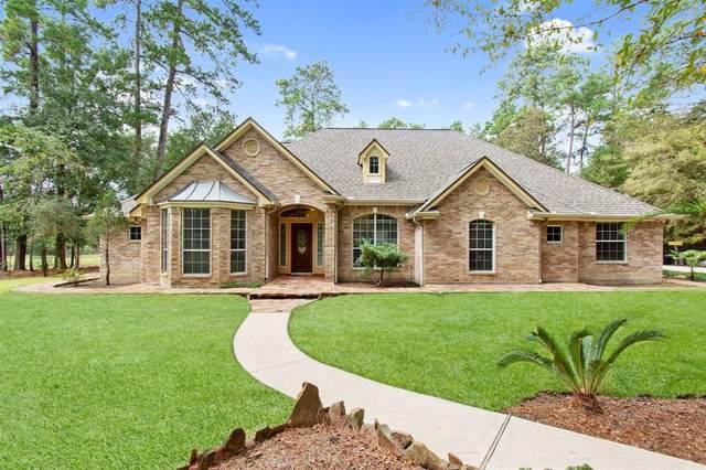 14511 Doe Court, Magnolia, TX 77355 (MLS #64988452) :: Giorgi Real Estate Group