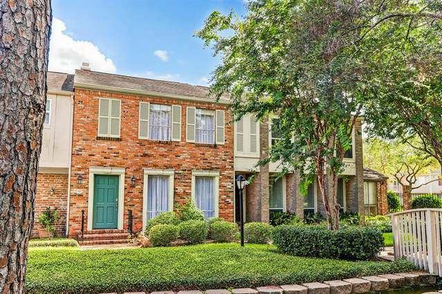 1213 Fountain View Drive #92, Houston, TX 77057 (MLS #64991337) :: Caskey Realty