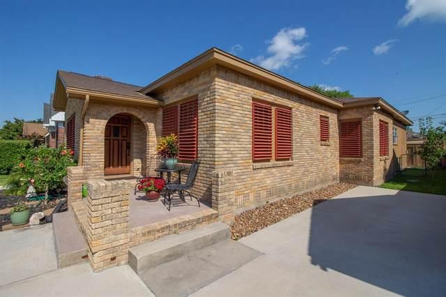 4706 Avenue O, Galveston, TX 77551 (MLS #65011652) :: Keller Williams Realty