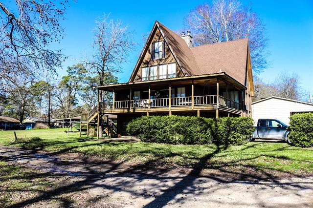 534 Campground Road, Trinity, TX 75862 (MLS #65018848) :: The Bly Team