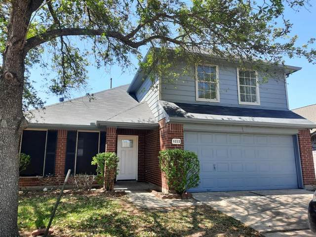 9222 Floral Crest Drive, Houston, TX 77083 (MLS #65023598) :: Bray Real Estate Group