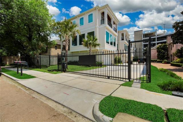 2425 Nantucket Drive B, Houston, TX 77057 (MLS #65031607) :: King Realty