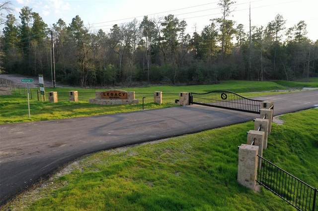 20 Ac Tract 8 Legacy Estates, Huntsville, TX 77320 (MLS #65049247) :: The SOLD by George Team