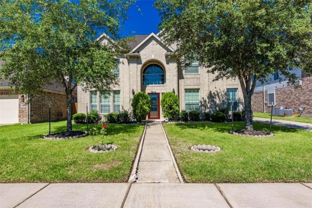 4440 Mae Street, Friendswood, TX 77546 (MLS #65058657) :: Texas Home Shop Realty