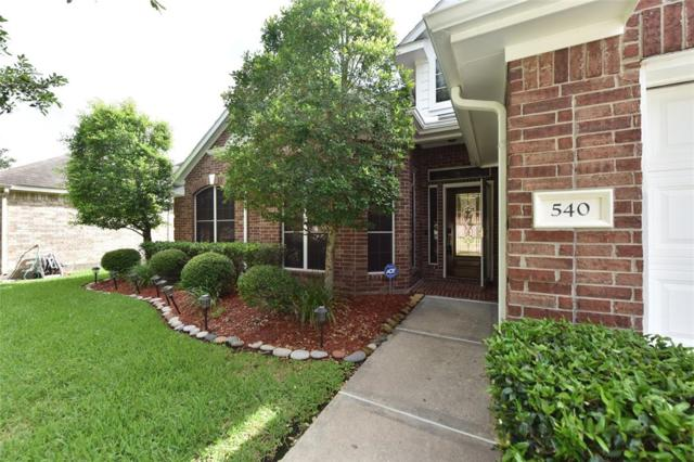 540 Green Cedar Drive, League City, TX 77573 (MLS #65058666) :: Texas Home Shop Realty