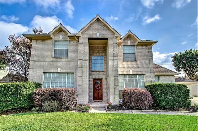 2803 Norwood Hills Drive, Katy, TX 77450 (MLS #65060011) :: All Cities USA Realty