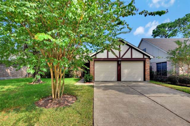14315 Wandering Wood Drive, Houston, TX 77015 (MLS #65064741) :: The Bly Team