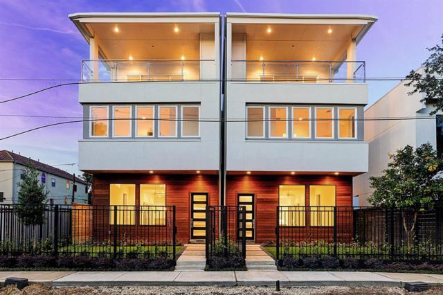 4316 Feagan Street A, Houston, TX 77007 (MLS #65067135) :: Texas Home Shop Realty