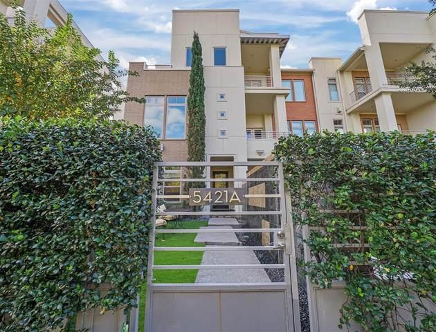 5421 Hidalgo Street A, Houston, TX 77056 (MLS #65072157) :: Homemax Properties