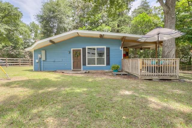 16817 Stinson Lane, Montgomery, TX 77316 (#65073850) :: ORO Realty