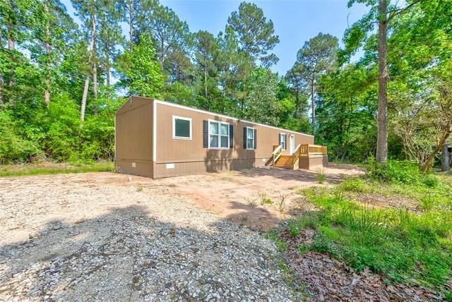342 Cherokee Lane, Onalaska, TX 77360 (MLS #65074498) :: My BCS Home Real Estate Group