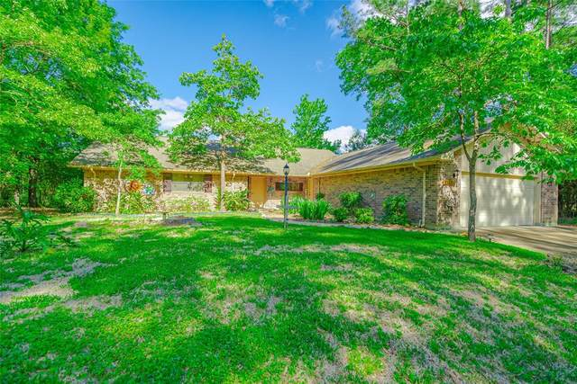 22464 Pebble Beach Way, Huntsville, TX 77340 (MLS #65089977) :: The Heyl Group at Keller Williams