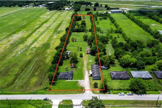 17223 Janacek Road, Crosby, TX 77532 (MLS #65114370) :: The Heyl Group at Keller Williams