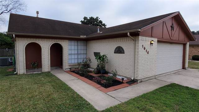 1614 Wentwood Drive, Pasadena, TX 77504 (MLS #65117721) :: The SOLD by George Team