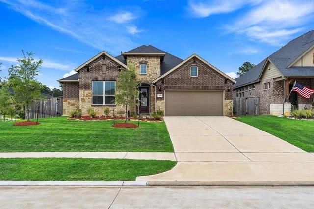 526 Willow Canyon Lane, Pinehurst, TX 77362 (MLS #65125263) :: The Queen Team